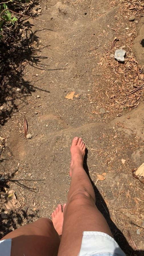 Aubry Marie Feet