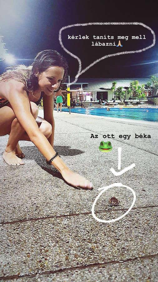 Boglarka Kapas Feet