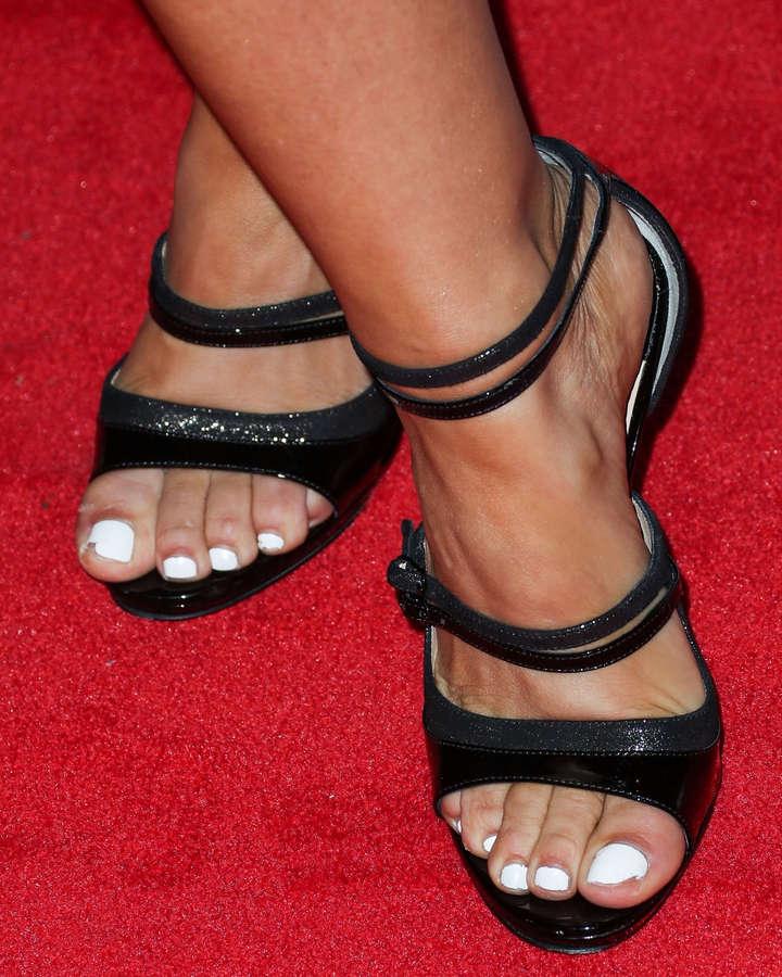 Larsa Pippen Feet