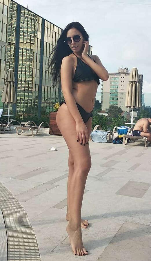 Marina Veazoglou Feet