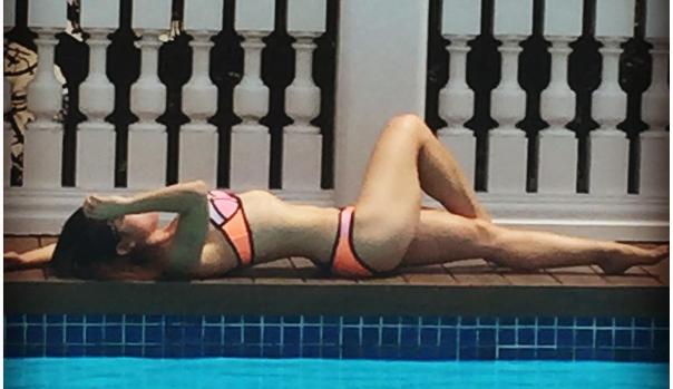 Ashley Arpel Greenwald Feet