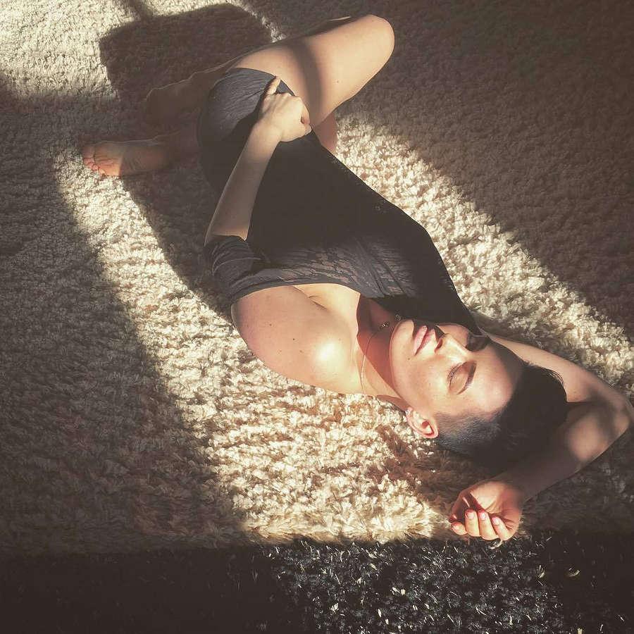 Dasha Astafieva Feet