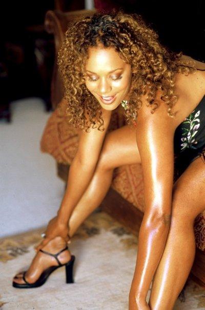 Rachel True Feet