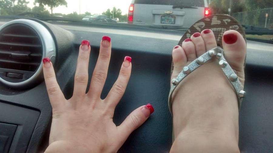 Briella Jaden Feet