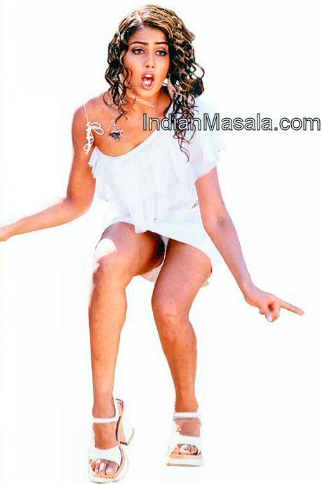 Genelia DSouza Feet