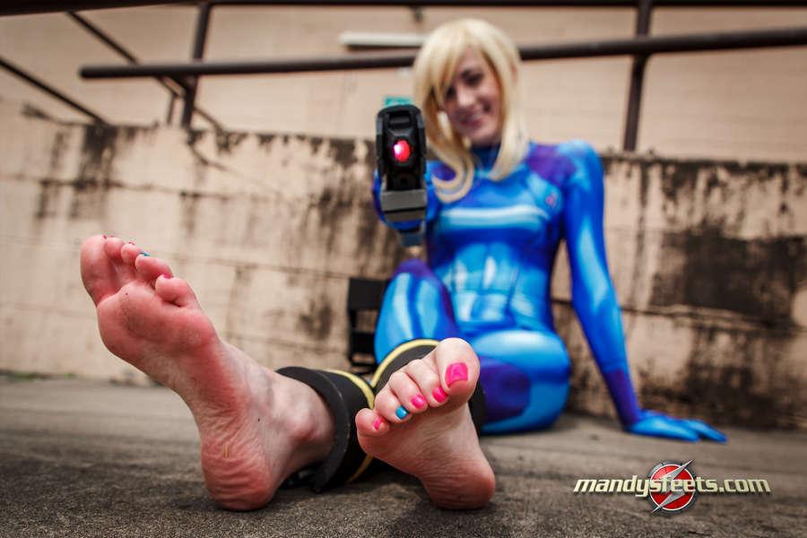 Mandy Ohmandy Feet