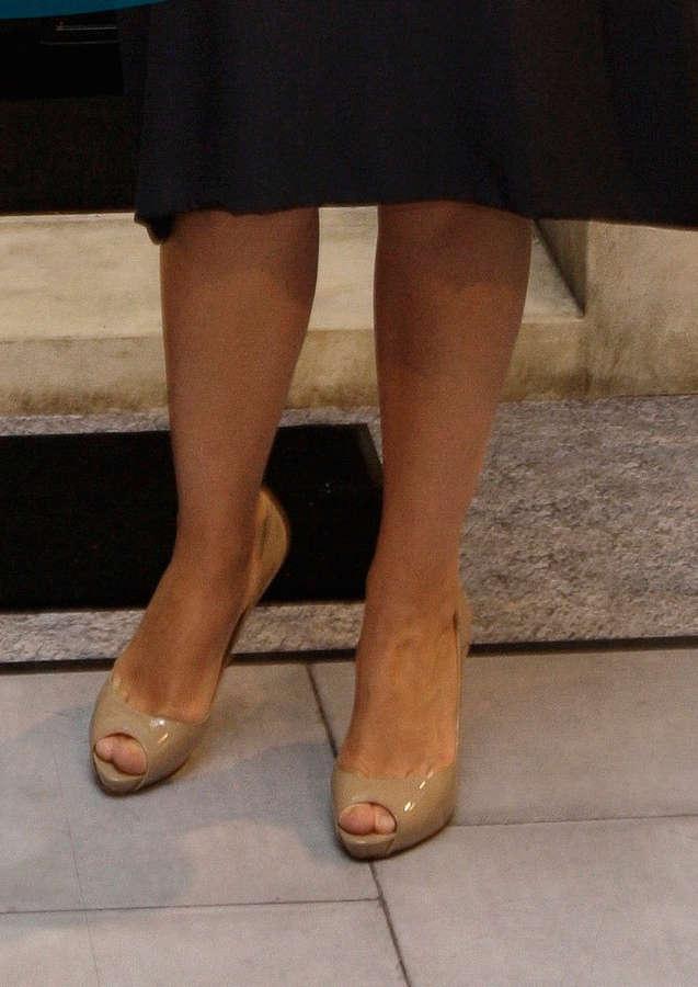 Samantha Cameron Feet