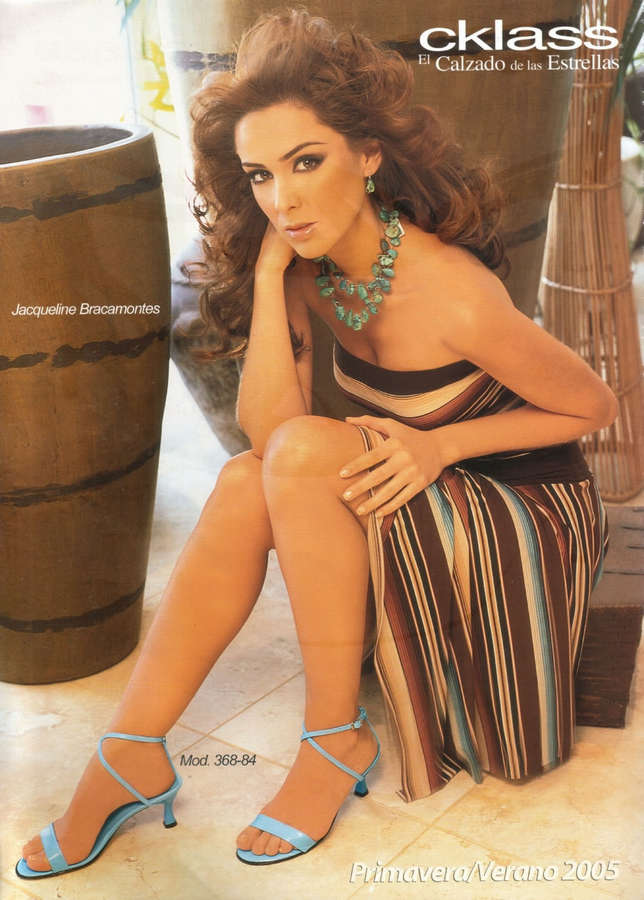 Jacqueline Bracamontes Feet