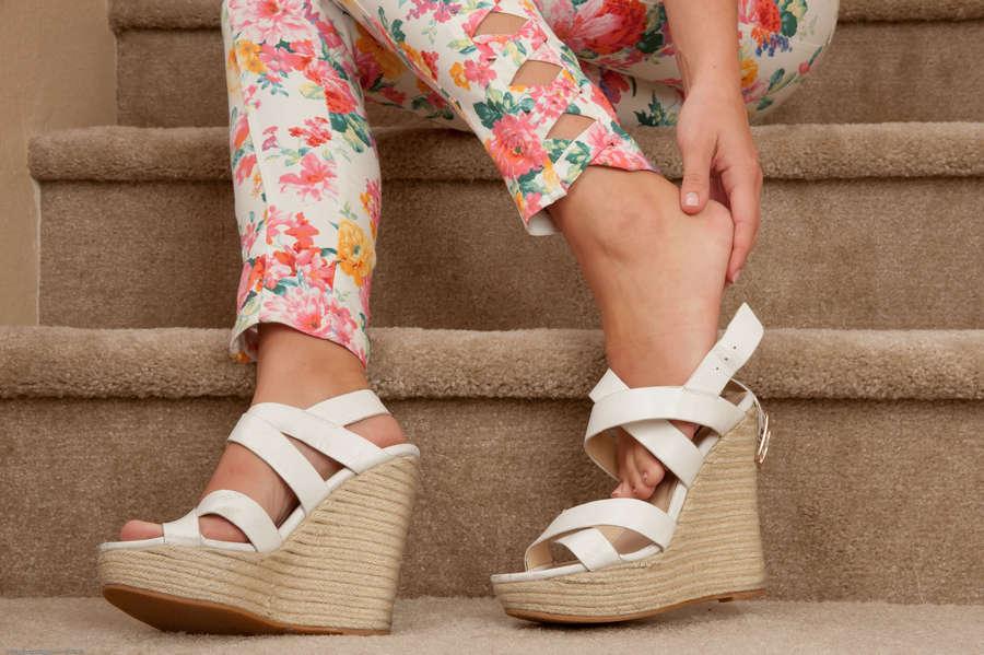 Adriana Chechik Feet