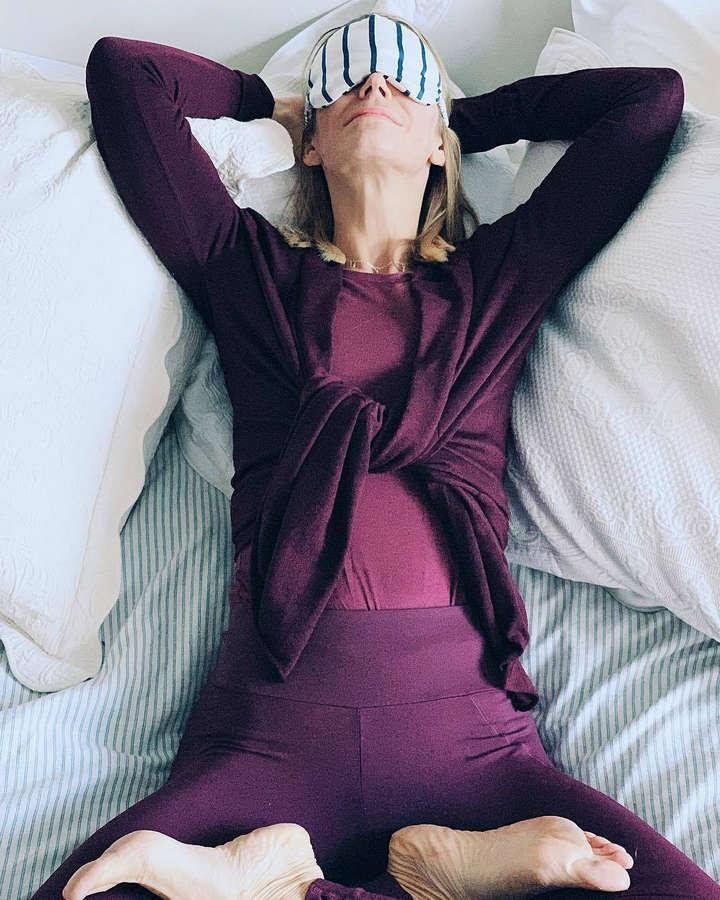 Julie Montagu Feet