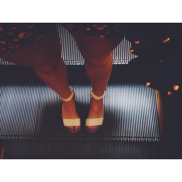 Alyx Weiss Feet
