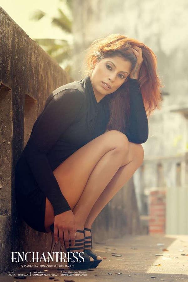 Aishara Athukorala Feet