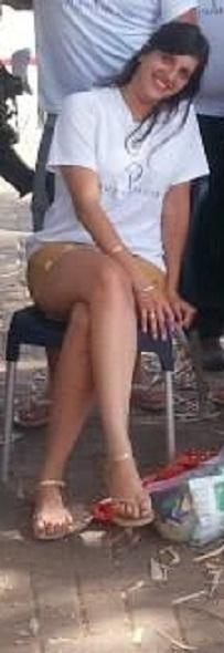 Shira Mistriel Feet