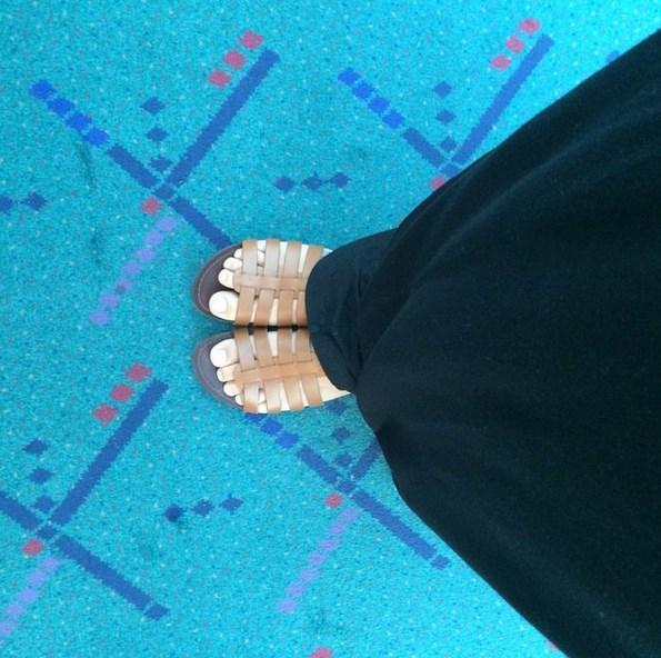 Ciera Eastin Feet