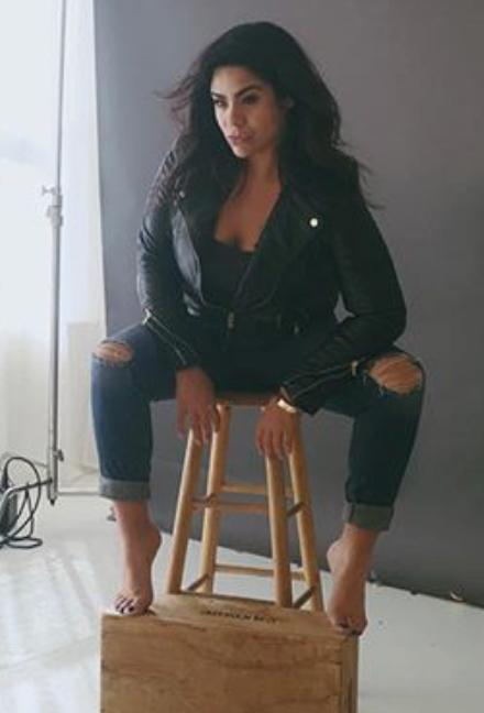 Jessica Marie Garcia Feet