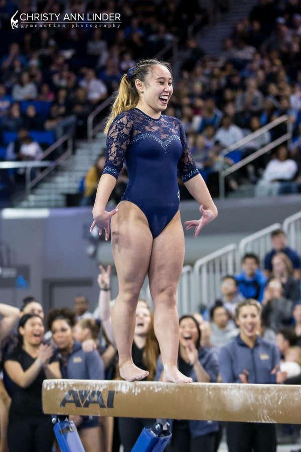 Katelyn Ohashi Feet