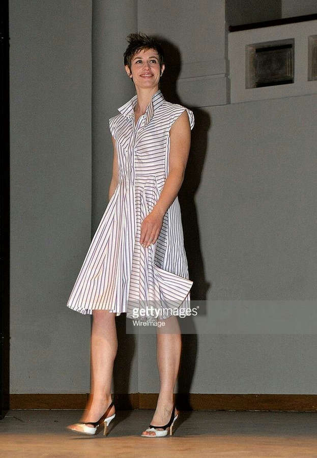 Cecile De France Feet