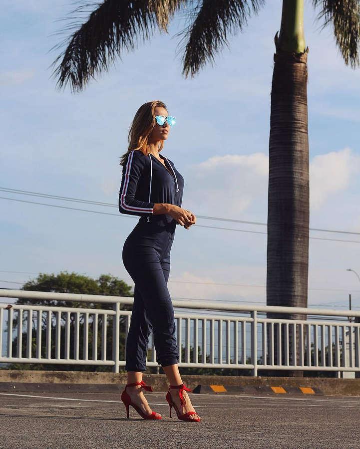 Karina Ramos Feet