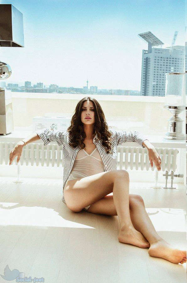Ludovica Caramis Feet