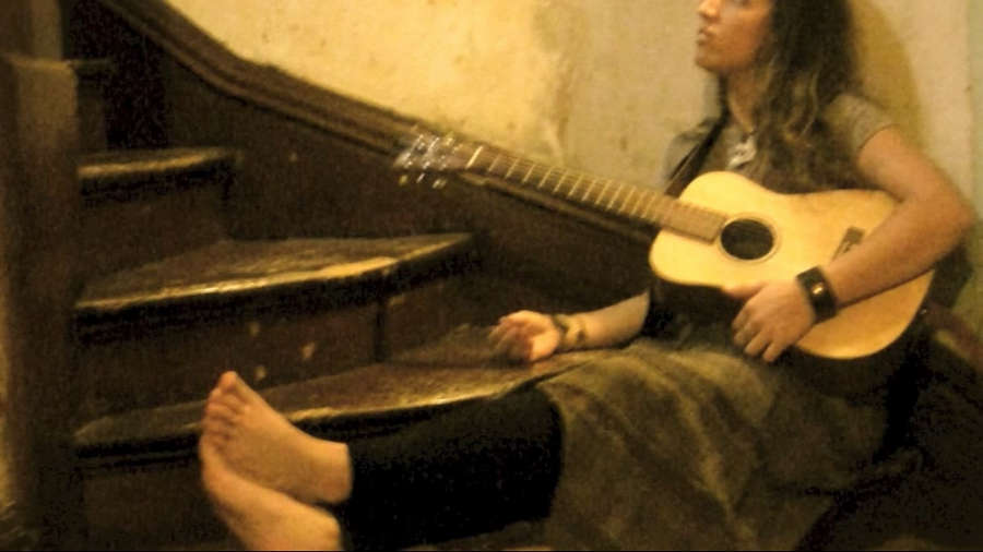 Malika Sellami Feet