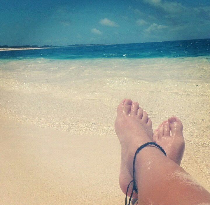 Julieta Lima Feet