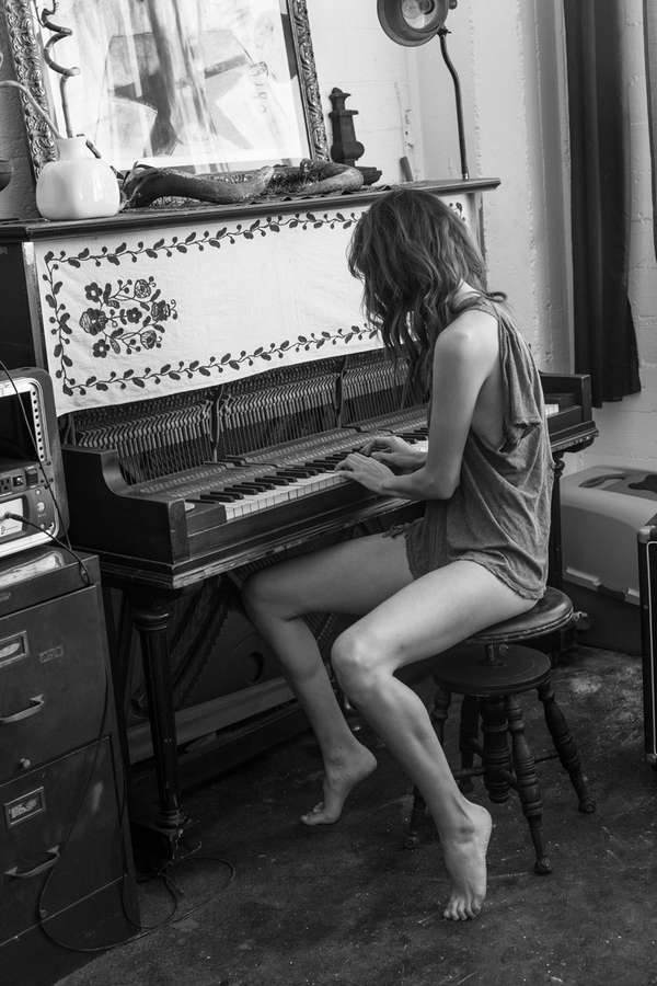 Stephanie Moore Feet