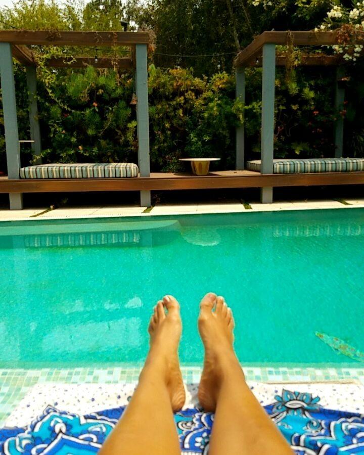 Amy Lawhorn Feet