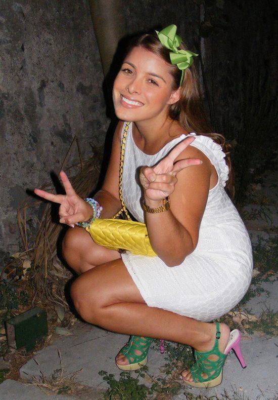 Yvette Prieto Feet