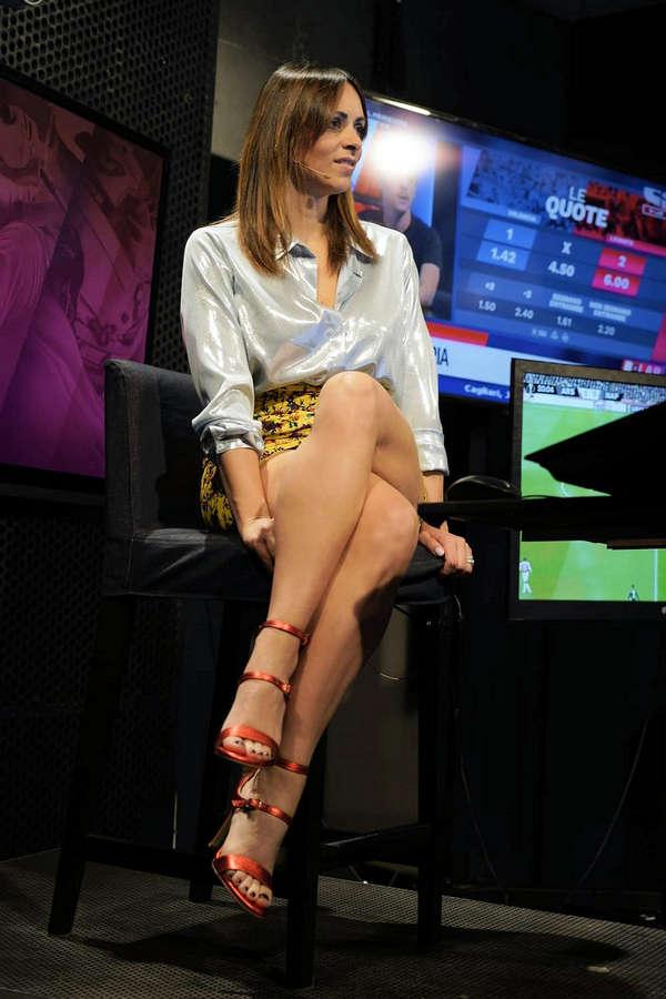 Serena Garitta Feet