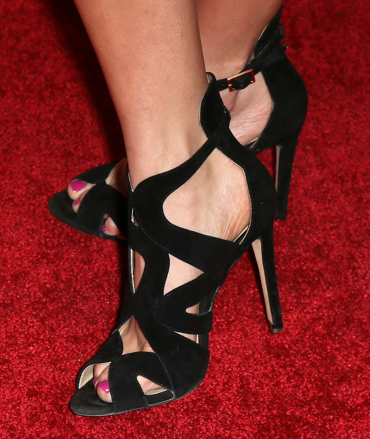Ashley Roberts Feet