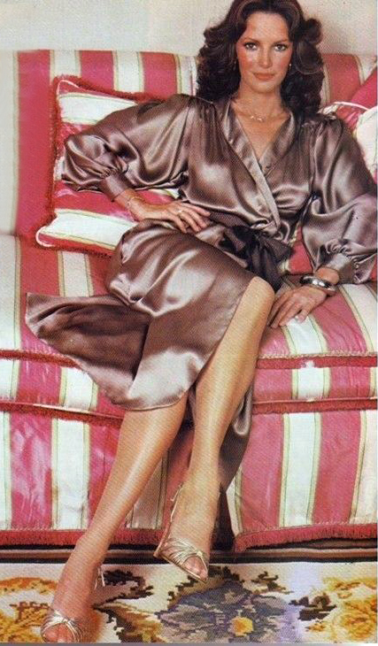 Jaclyn Smith Feet
