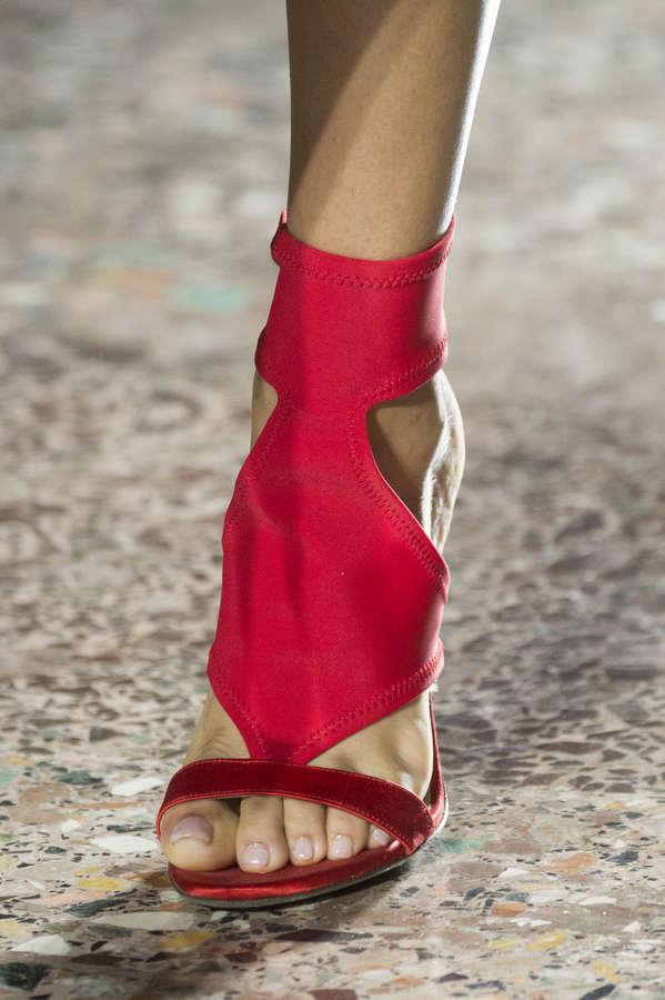 Alanna Arrington Feet