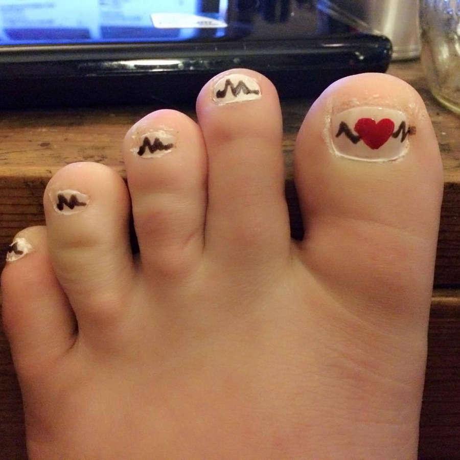Kt Baldassaro Feet