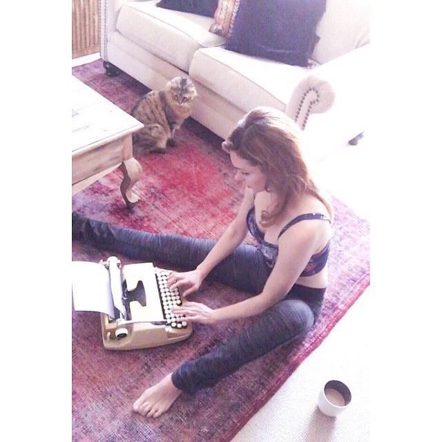 Meg Chambers Steedle Feet