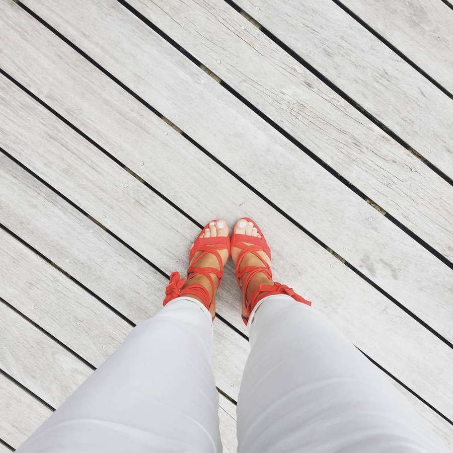 Camille Cerf Feet
