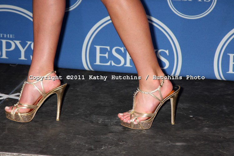 Lindsey Vonn Feet