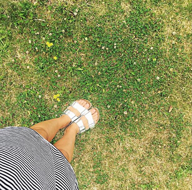 Eva Daeleman Feet