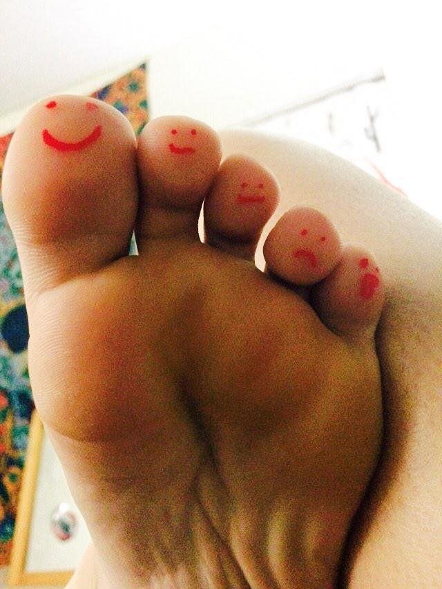 Bailey Paige Feet