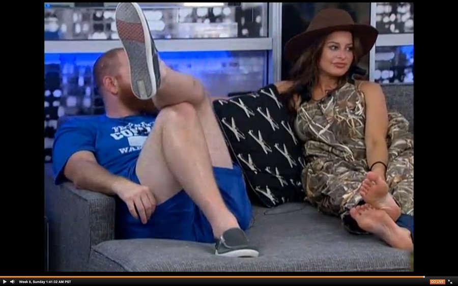 Elissa Slater Feet