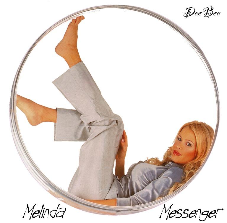 Melinda Messenger Feet