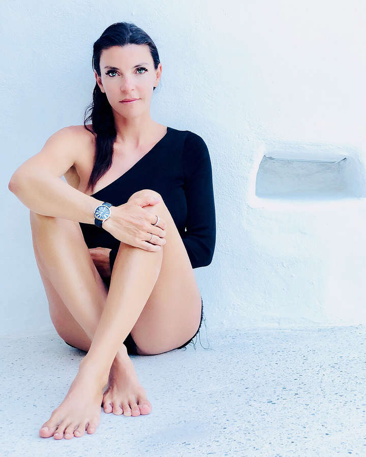 Marina Vernikou Feet