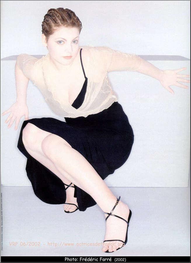 Sophie Guillemin Feet