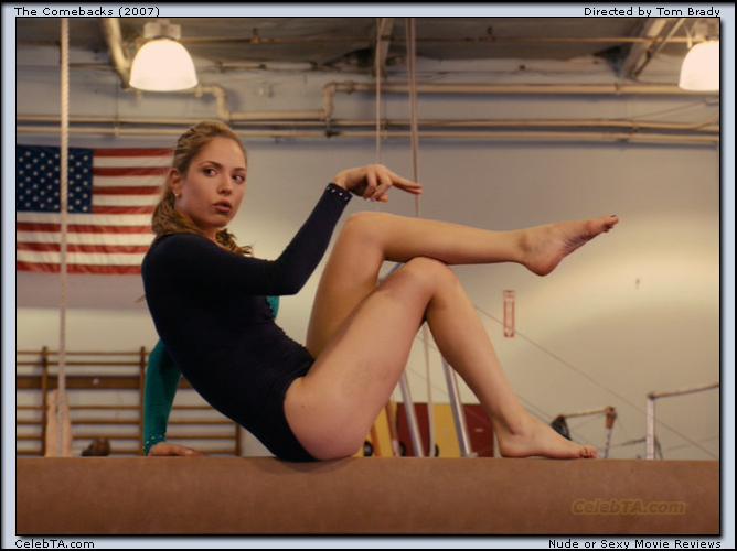 Brooke Nevin Feet