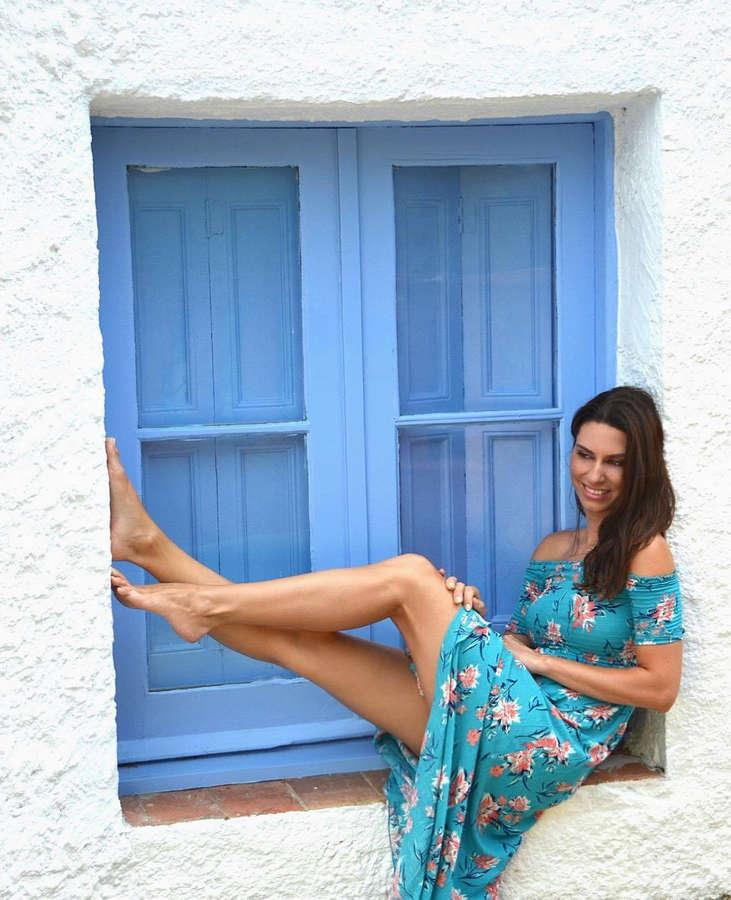 Silvia Kal Feet