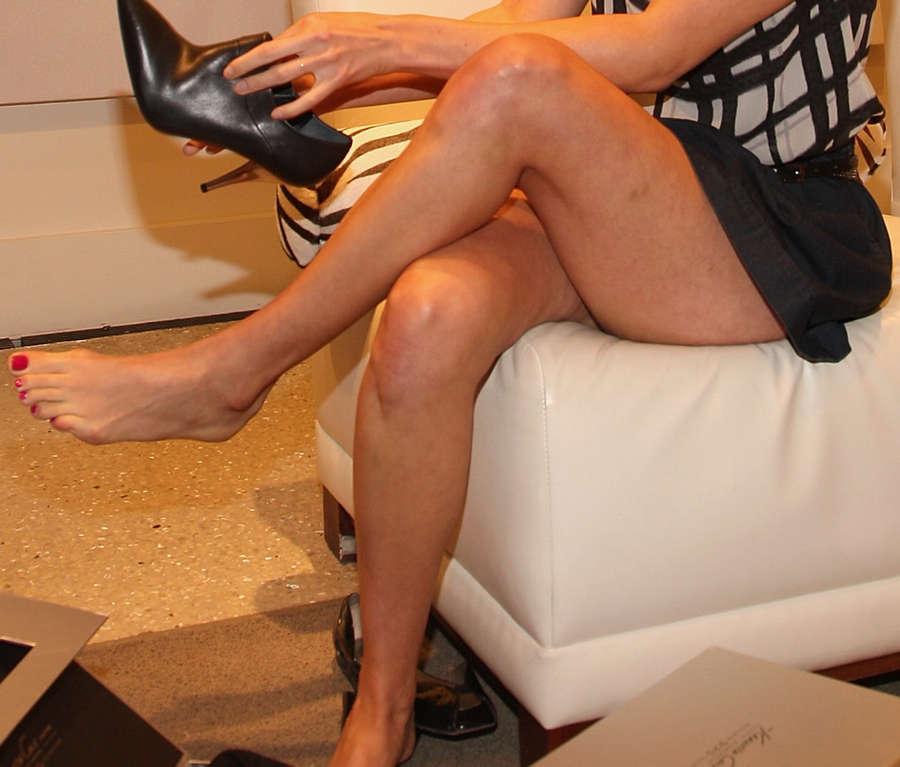 Eva Amurri Feet