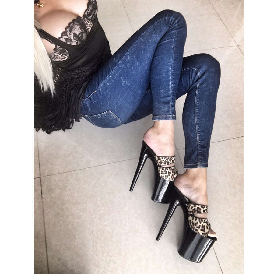 Lucia Senasiova Feet