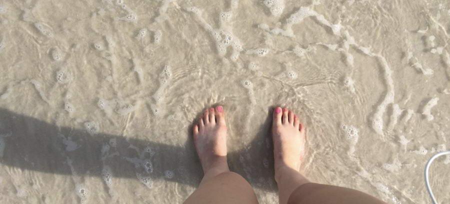 Bre Payton Feet