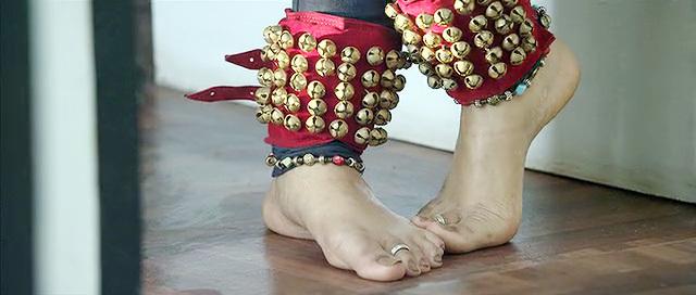 Kavya Madhavan Feet