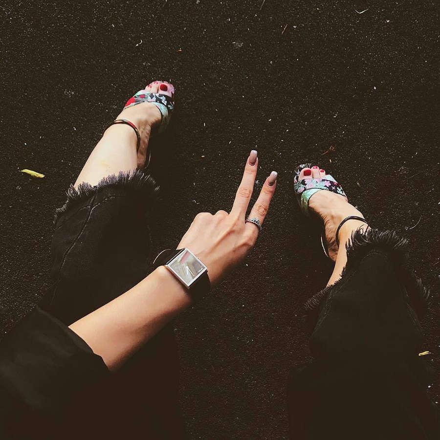 Sonya Evstigneeva Feet