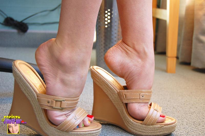 Christy Feet